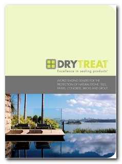 Dry Treat Stone Seal Brochure
