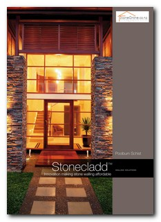 Poolburn Schist Veneer Cladding Brochure