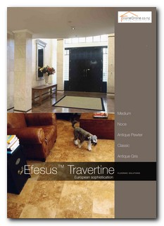 Travertine Tiles Brochure