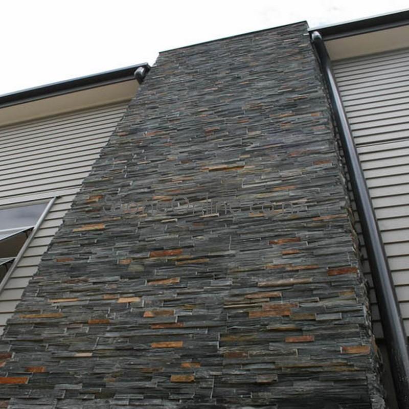 Basalt Schist Veneer Cladding C 18n Rp Nz