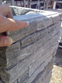 Alpine Schist Column Block